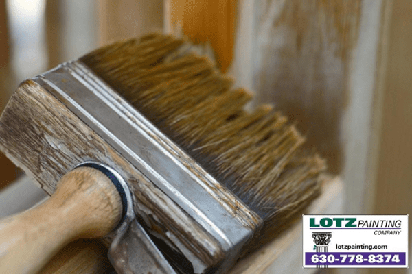 exterior staining painting contractors naperville