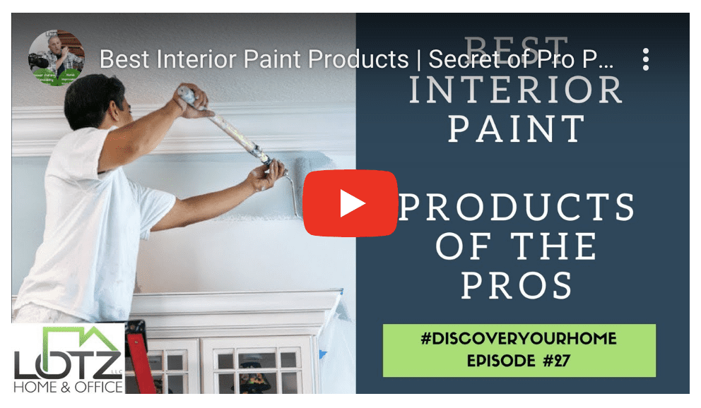 best interior paint products